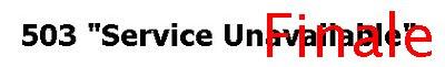Cara mengatasi error 503 service unavailable blogspot