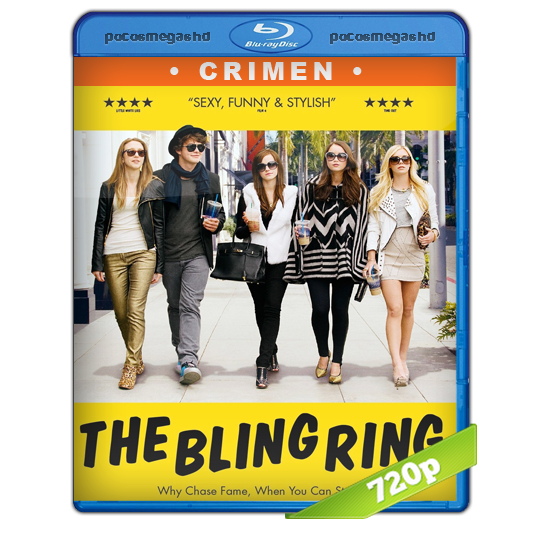 The Bling Ring (2013) BRRip 720p Audio Ingles 5.1 + SUB ESPAÑOL (peliculas hd )