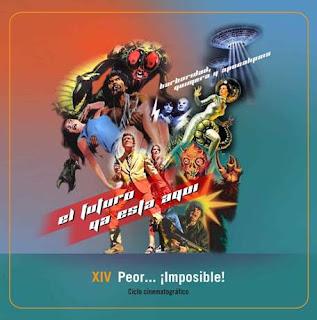 Peor Imposible XIV (2012) Cartel