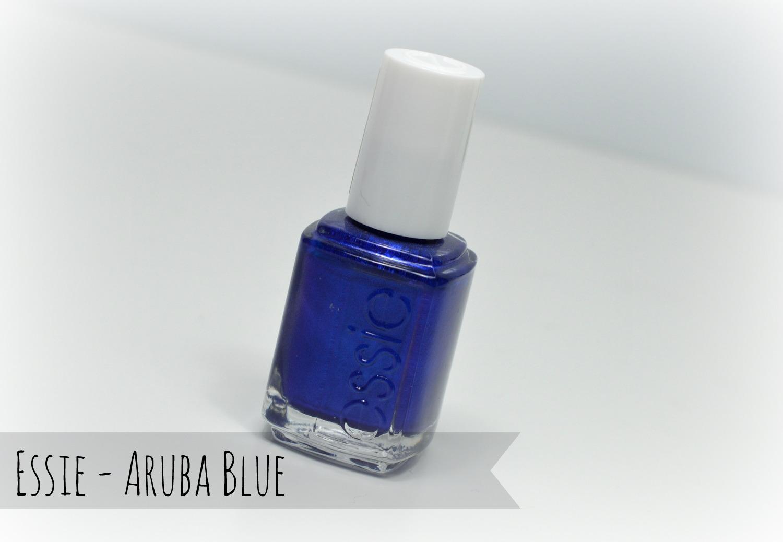 Aruba Blue Nagellack