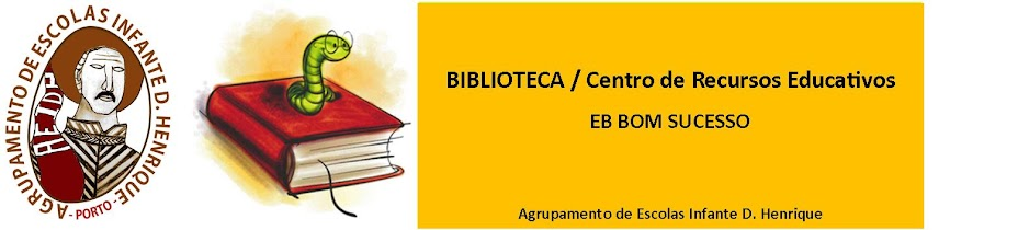 Biblioteca/CRE da EB1 Bom Sucesso