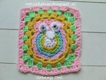 Patroon Granny Owl
