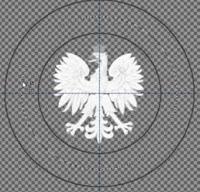 Wycentrowane zaznaczenie pomiędzy okręgami - zrzut ekranu