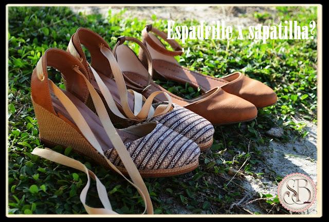 Somando Beleza, Sapatos, Sola & Meia, Espadrille, Sapatilha, Niterói
