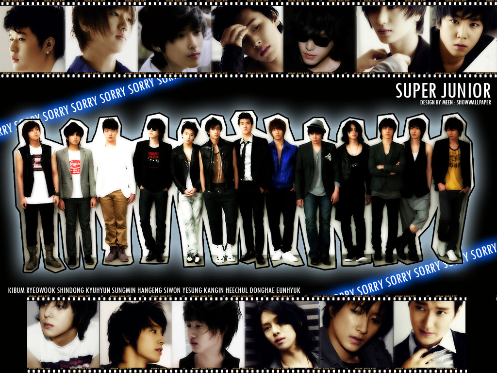 Super Junior  Sorry Sorry Sorry wallpaper  Download Super Junior