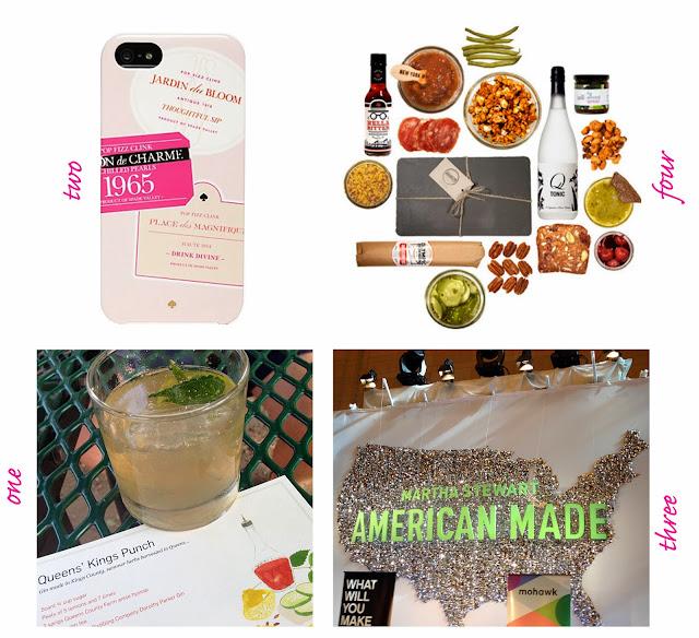 A Bar Cart in Brooklyn | Food, Wine & Celebration Nov 1