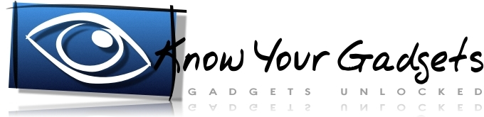 Know Your Gadgets