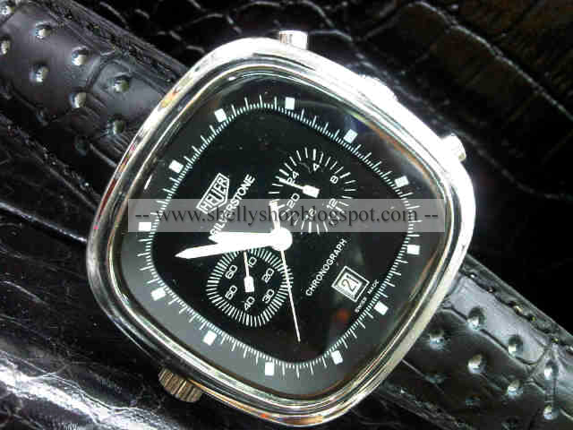 Shelly Shop Jam Tangan Tag Heuer Silverstone