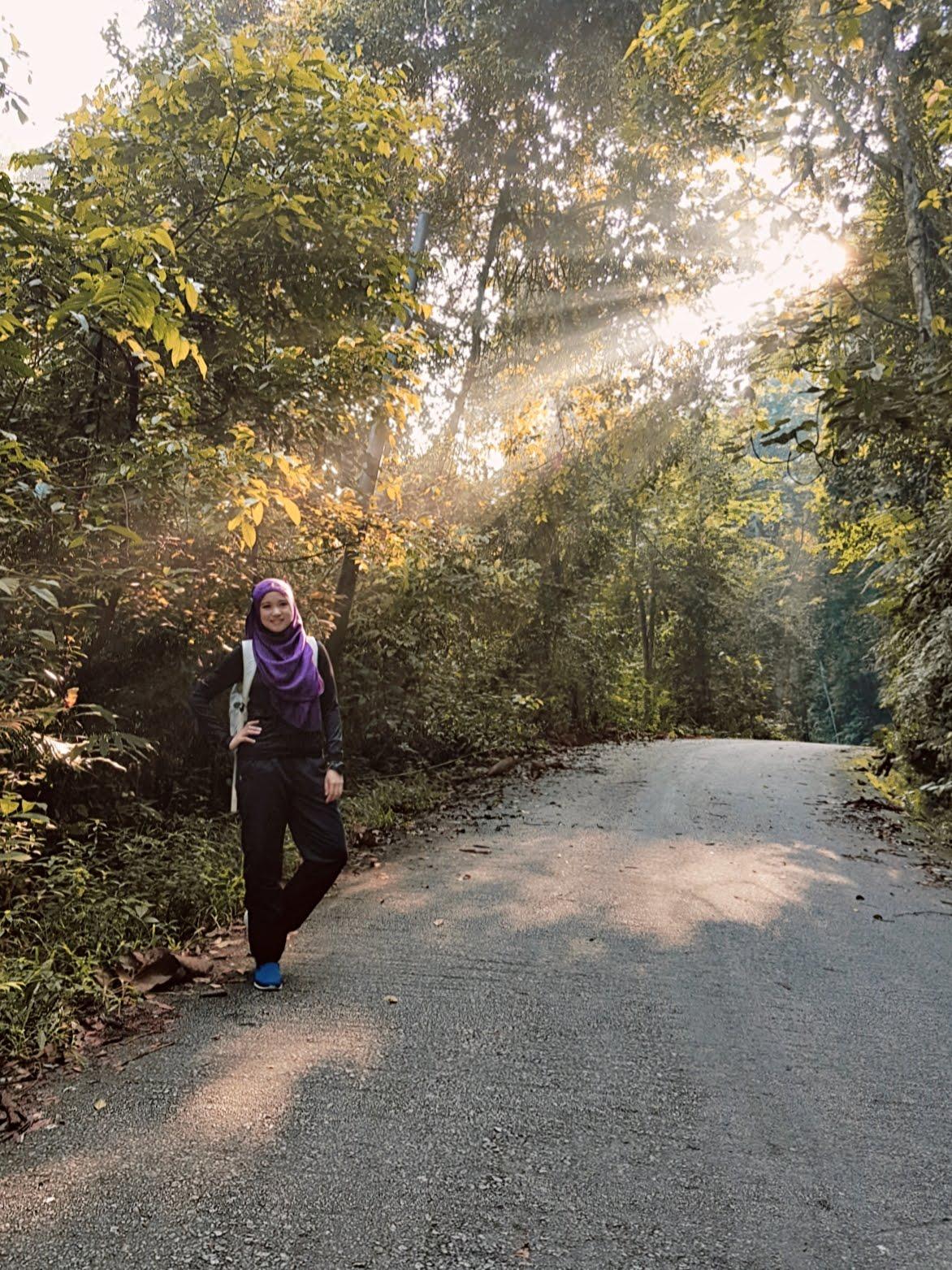 Mt. Pulai, Johor (2018)