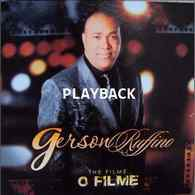 Capa do CD Gerson Rufino   O Filme, Playback