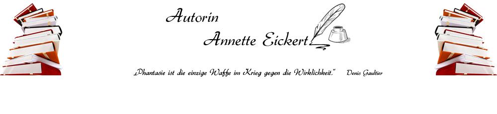 Autorin Annette Eickert
