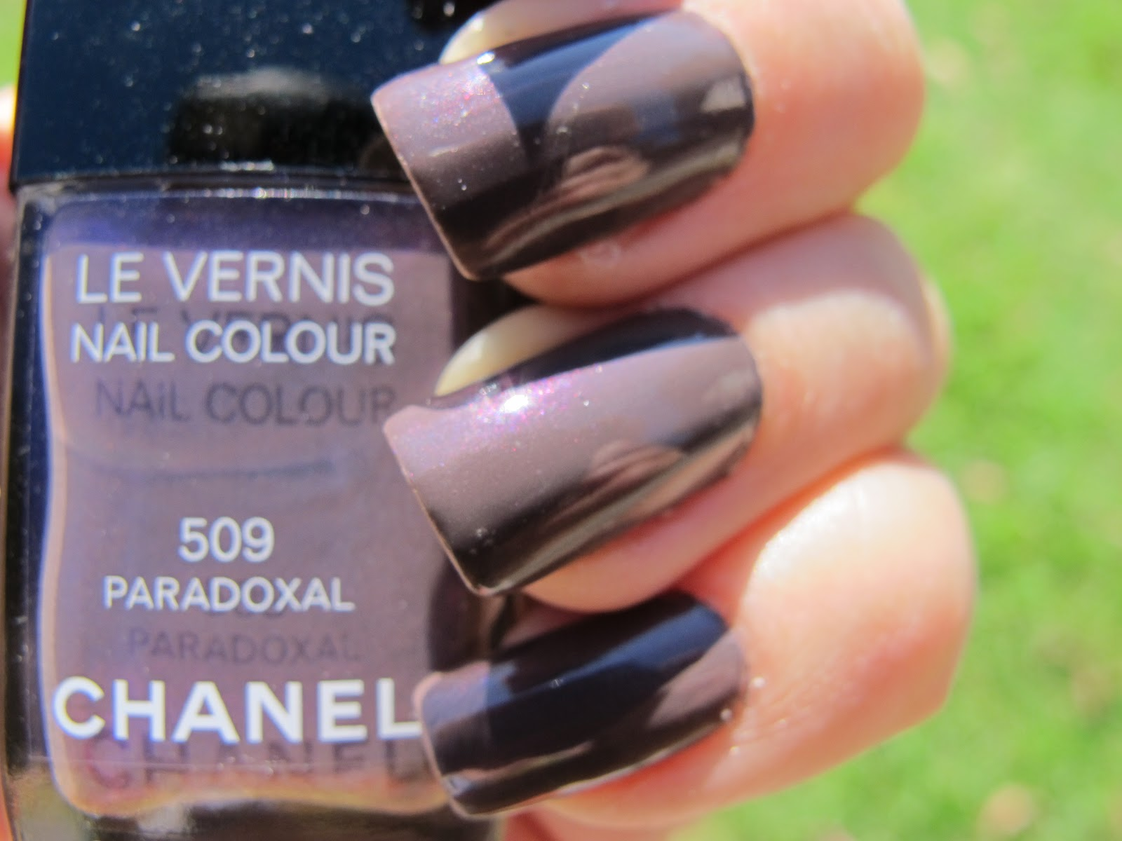 The Cat\'s Claws: Sophisticated Chanel Paradoxal