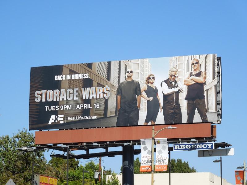 Storage Wars season 4 billboard