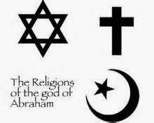 Christianity, Islam and Judaism: Comparison showing Religion Facts ...