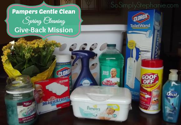 Pampers Gentle Clean #PampersWipes