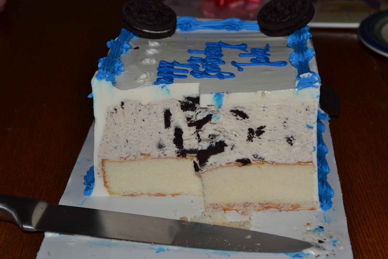 Hey Babe Whats for Dinner Cheesecake vs Ice Cream Cake
