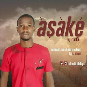Frankie latest song 'Asake'