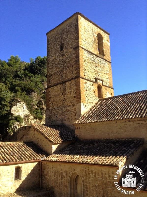 MORNAS (84) - Eglise Notre-Dame du Val-Romigier