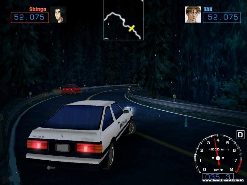 Free Initial D Games For Pc