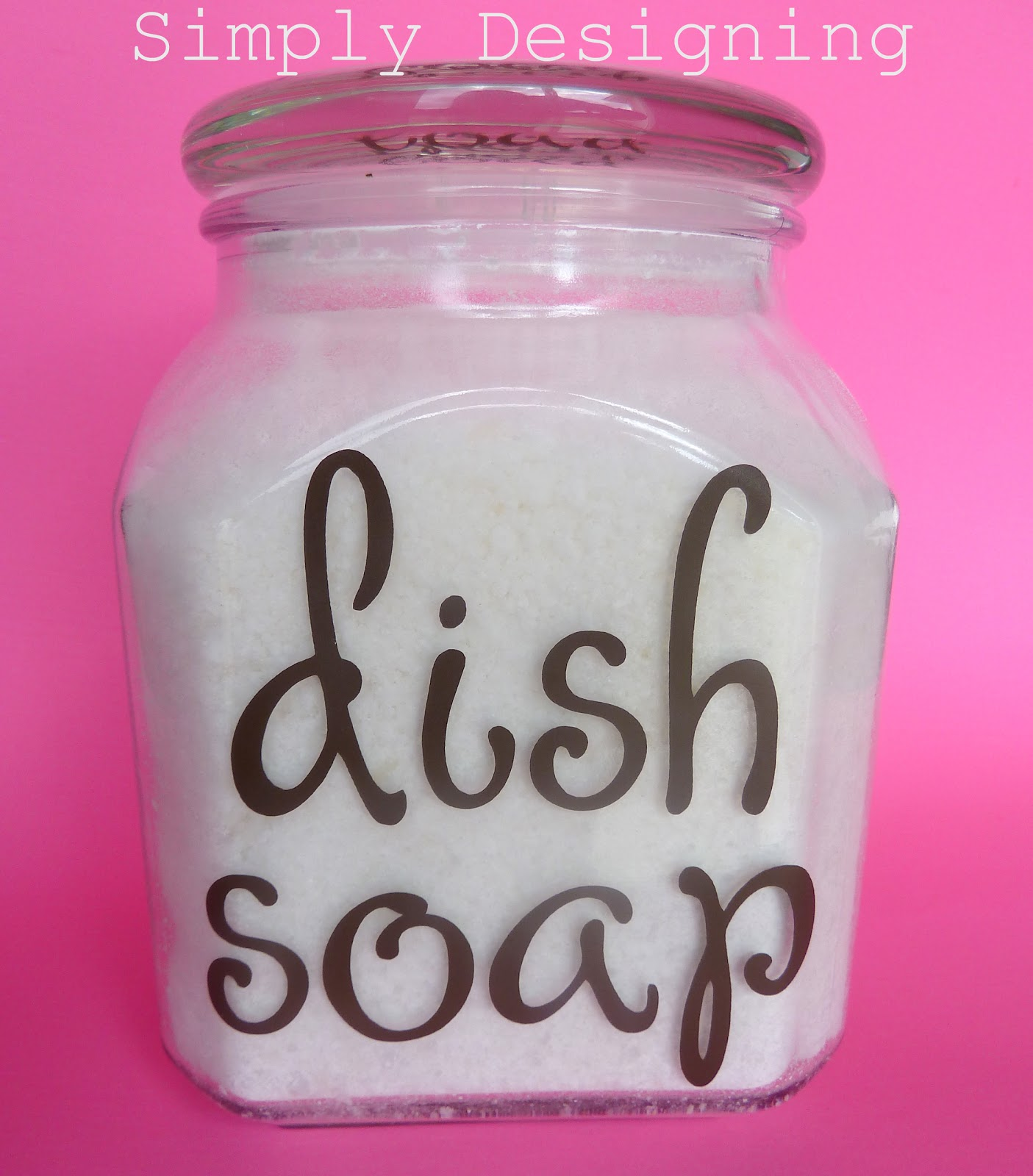 Homemade Dishwasher Detergent for Hard Water Stains That Works!