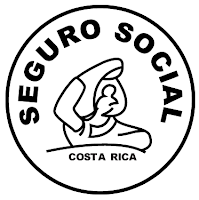 Seguro Social Logo for Costa Rica