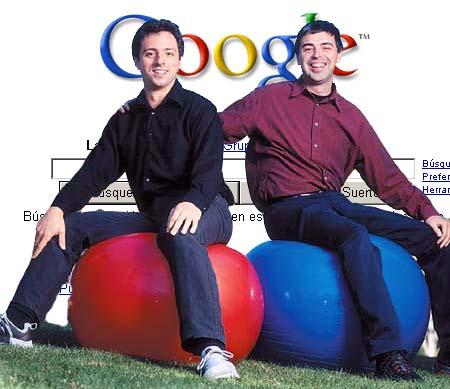 Larry Page, Sergey Brin, Google Founder, Google