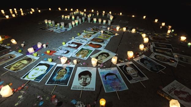 La violación a los derechos humanos hace crisis en México