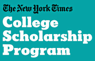 New York Times College Scholarship Program