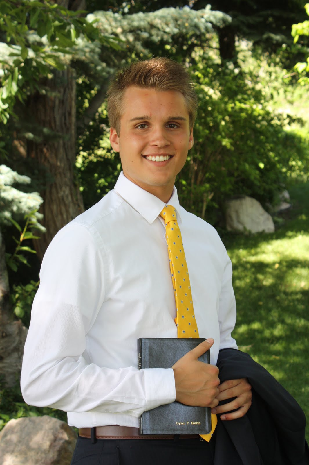 Elder Dylan Frank Smith
