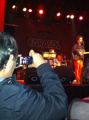 Jesús Ubeda & Paco Ríos en concierto