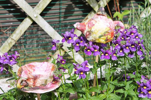Garten Deko selbermachen