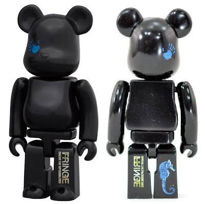 Be@rbrick Series 23 - Fringe 100% Be@rbrick by Medicom