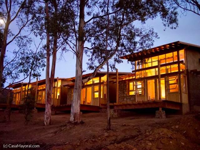Valle de guadalupe new hotel alert casa mayoral for Casa de guadalupe
