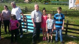 Pobjednici dječije trke 04. juni 2017.