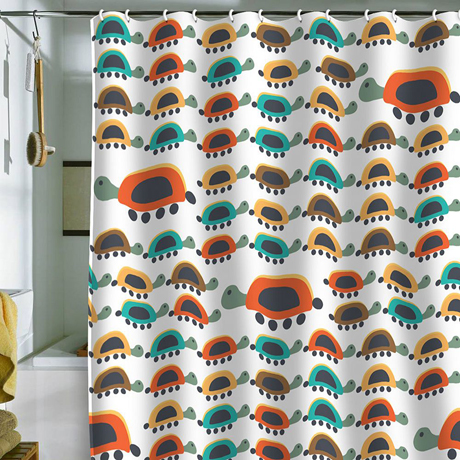 interiors furniture & design: kohls shower curtains