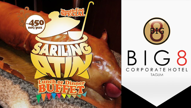 Big 8 Hotel (Tagum) - Sariling Atin Buffet (Davao Region Philippines - Maxmedia Enterprise) (1)