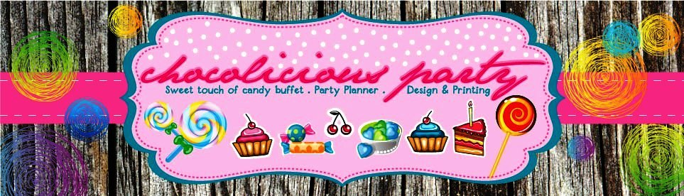 Chocolicious Party