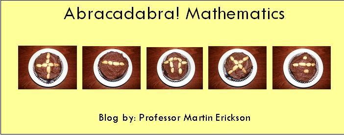 Abracadabra! Mathematics