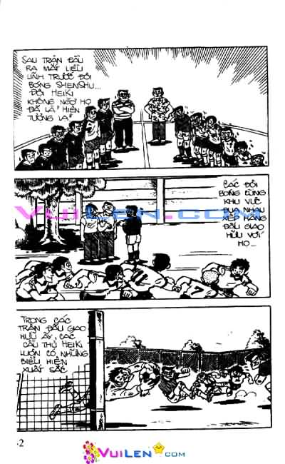Jindodinho - Đường Dẫn Đến Khung Thành III  Tập 4 page 42 Congtruyen24h