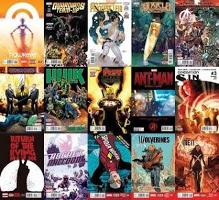 Marvel NOW+ (03-04-2015)