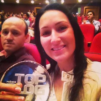1 Lugar Prêmio top blog Brasil