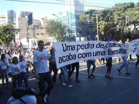 Marcha Contra o Crack e Outras Drogas