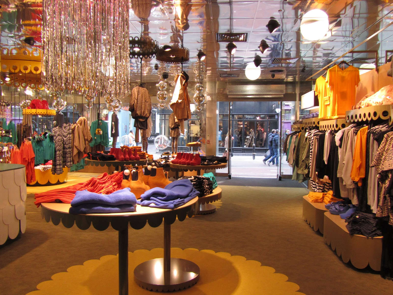 My Soul Is Raining Clothes Shop Review Monki Carnaby Street