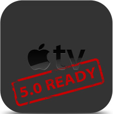 AppleTV (ATV2) 5.0 Update