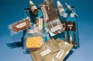 Melihat Menu Makanan Khusus Astronot NASA