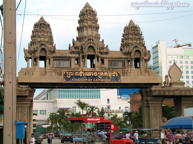 Kingdom Gate Camboya