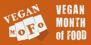 Vegan MoFo is Coming!
