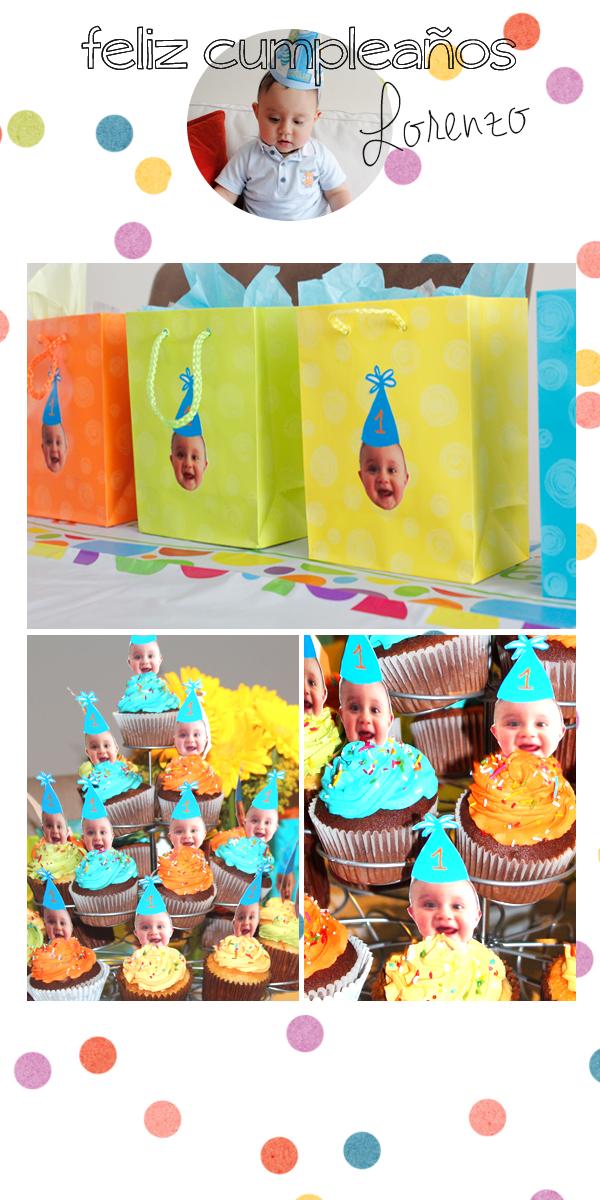 El Primer Cumpleaños De Mi Bebé Gloss Boudoir