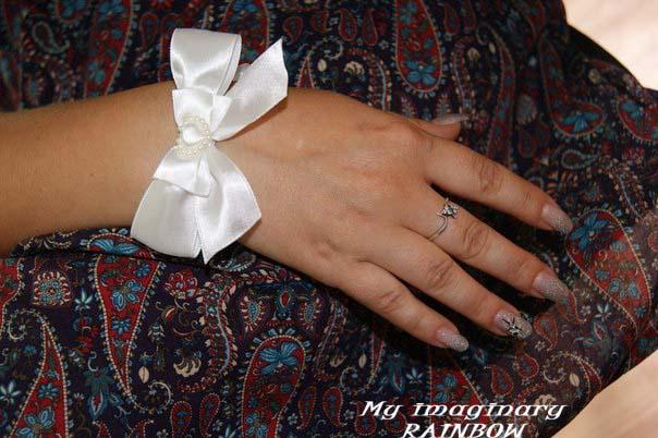 Браслет подружкам невесты своими руками мастер класс