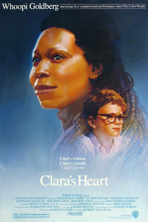 Clara's Heart (1988) Audio Latino Web-Dl 720p Dual Ingles